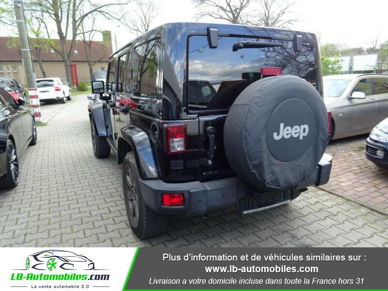 Jeep Wrangler 2.8 CRD Noir occasion à Beaupuy - photo n°3