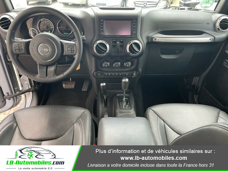 Jeep Wrangler 2.8 CRD Argent occasion à Beaupuy - photo n°2
