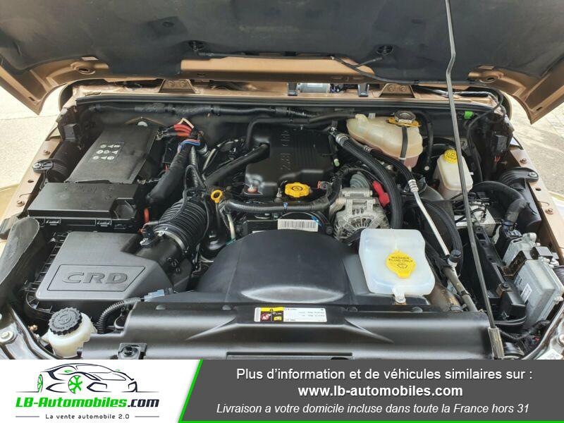 Jeep Wrangler 2.8 CRD Marron occasion à Beaupuy - photo n°6