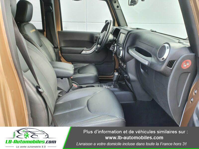 Jeep Wrangler 2.8 CRD Marron occasion à Beaupuy - photo n°9