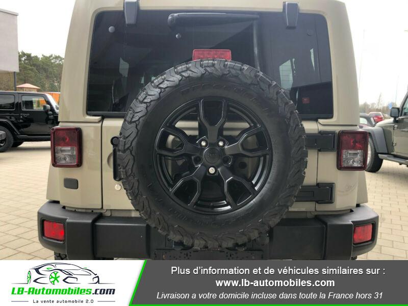 Jeep Wrangler 3.6L V6 Gris occasion à Beaupuy - photo n°8