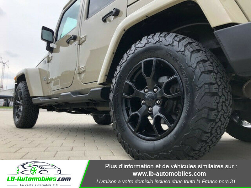Jeep Wrangler 3.6L V6 Gris occasion à Beaupuy - photo n°7