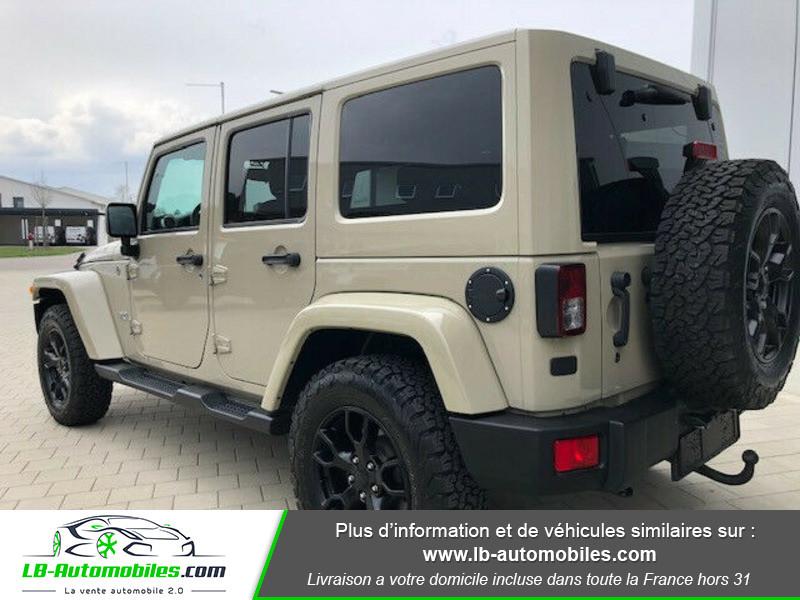 Jeep Wrangler 3.6L V6 Gris occasion à Beaupuy - photo n°3