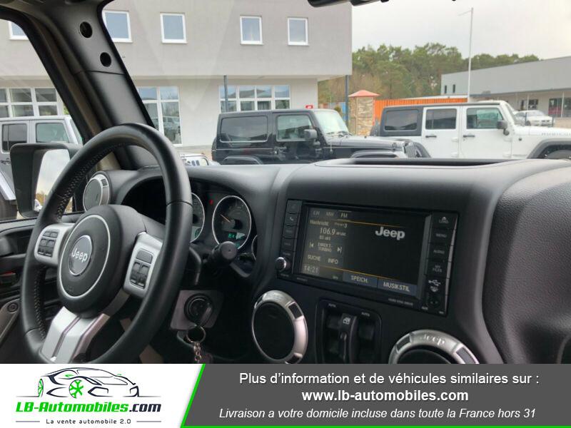 Jeep Wrangler 3.6L V6 Gris occasion à Beaupuy - photo n°2