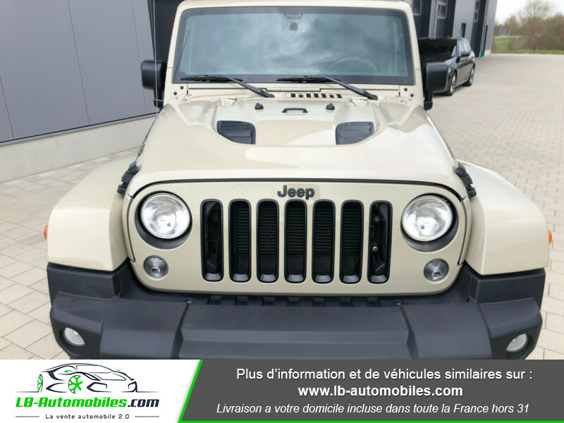 Jeep Wrangler 3.6L V6 Gris occasion à Beaupuy - photo n°4
