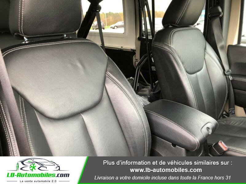 Jeep Wrangler 3.6L V6 Gris occasion à Beaupuy - photo n°9