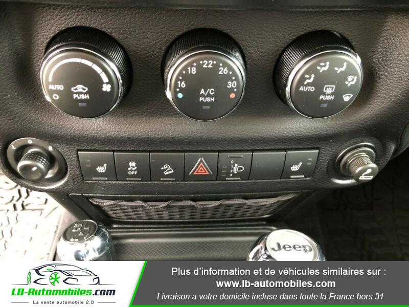 Jeep Wrangler 3.6L V6 Gris occasion à Beaupuy - photo n°10