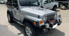 Jeep Wrangler 4.0 SPORT HARD TOP 177cv 4X4 3P BVA Gris à ST BONNET LE FROID 43