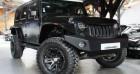 Jeep Wrangler III 2.8 CRD 177 UNLIMITED SAHARA BVA 5P Noir à RONCQ 59