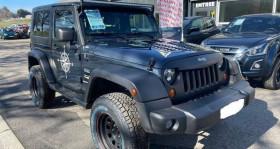 Jeep Wrangler occasion à ST BONNET LE FROID