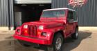 Jeep Wrangler RENEGADE 4,0l 6 Cylindres Injection En France Rouge à SAINT ANDRE DE CORCY 01