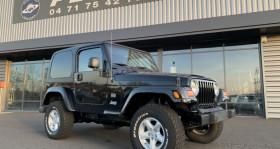 Jeep Wrangler occasion à MONISTROL SUR LOIRE