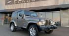Jeep Wrangler TJ 4 L 177 CV Sahara Edition Jaune à MONISTROL SUR LOIRE 43