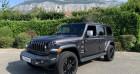 Jeep Wrangler Unlimited Overland TVA RECUPERABLE Gris à Meylan 38