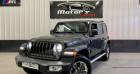 Jeep Wrangler unlimited sahara 2.2 200 cv 10/2019  à Cosnes Et Romain 54