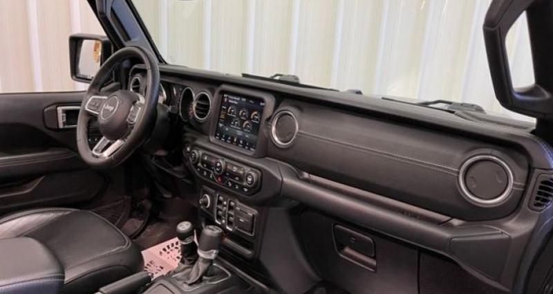 Jeep Wrangler unlimited sahara 2.2 200 cv 10/2019  occasion à Cosnes Et Romain - photo n°5