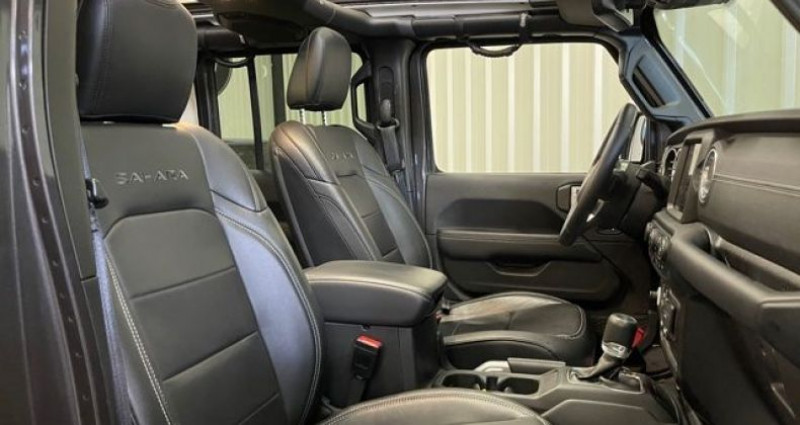 Jeep Wrangler unlimited sahara 2.2 200 cv 10/2019  occasion à Cosnes Et Romain - photo n°7