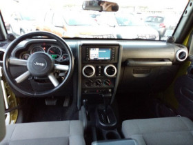 Jeep Wrangler Wrangler 2.8 CRD 177 Unlimited 5p 177ch  occasion à Biganos - photo n°3