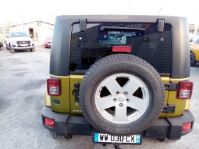 Jeep Wrangler Wrangler 2.8 CRD 177 Unlimited 5p 177ch  occasion à Biganos - photo n°8