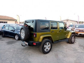 Jeep Wrangler Wrangler 2.8 CRD 177 Unlimited 5p 177ch  occasion à Biganos - photo n°2