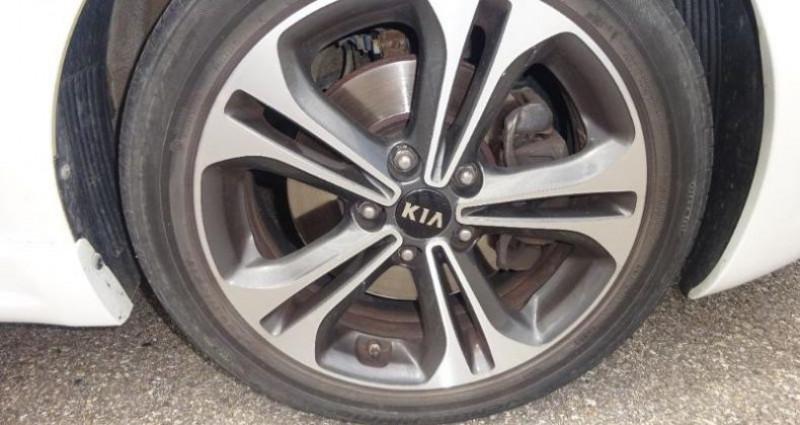 Kia Cee'd 1.0 T-GDi 120ch ISG GT Line Blanc occasion à LA RAVOIRE - photo n°4