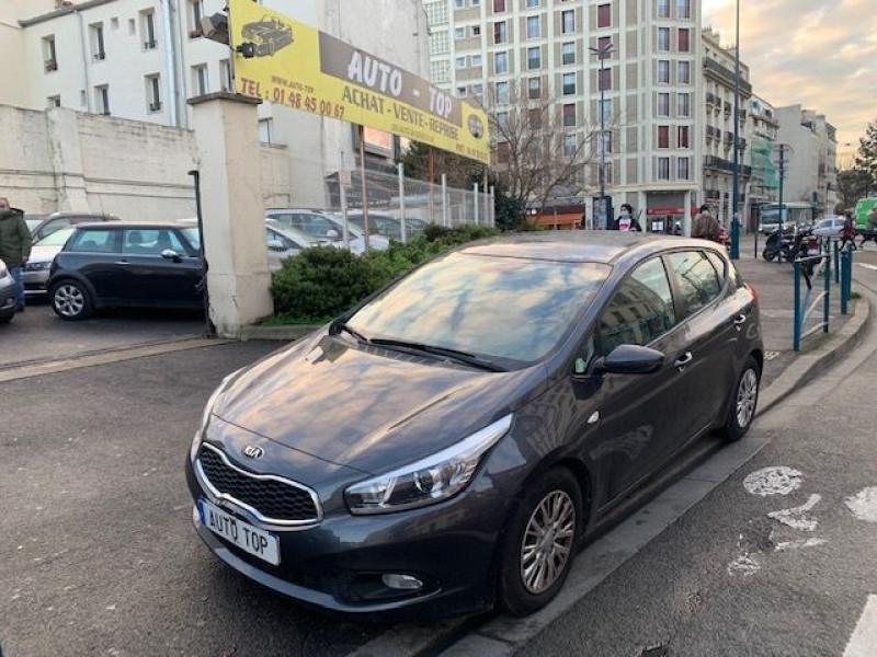 Kia Cee'd 1.4 CRDI 90CH MOTION Gris occasion à Pantin