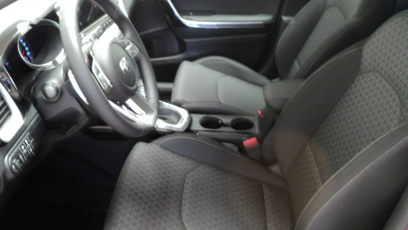 Kia Cee'd CEED 1.4 T-GDI 140 ch ISG DCT7 Active 5p Rouge occasion à Cahors - photo n°7