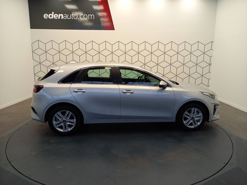 Kia Cee'd CEED 1.6 CRDi 115 ch ISG DCT7 Active 5p Gris occasion à TARBES - photo n°3