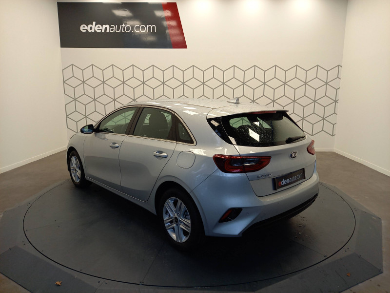Kia Cee'd CEED 1.6 CRDi 115 ch ISG DCT7 Active 5p Gris occasion à TARBES - photo n°5