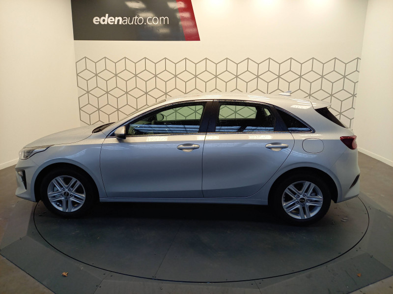 Kia Cee'd CEED 1.6 CRDi 115 ch ISG DCT7 Active 5p Gris occasion à TARBES - photo n°2