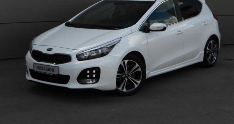 Kia Cee'd Ceed CRDI GT Line Blanc occasion à Luxembourg