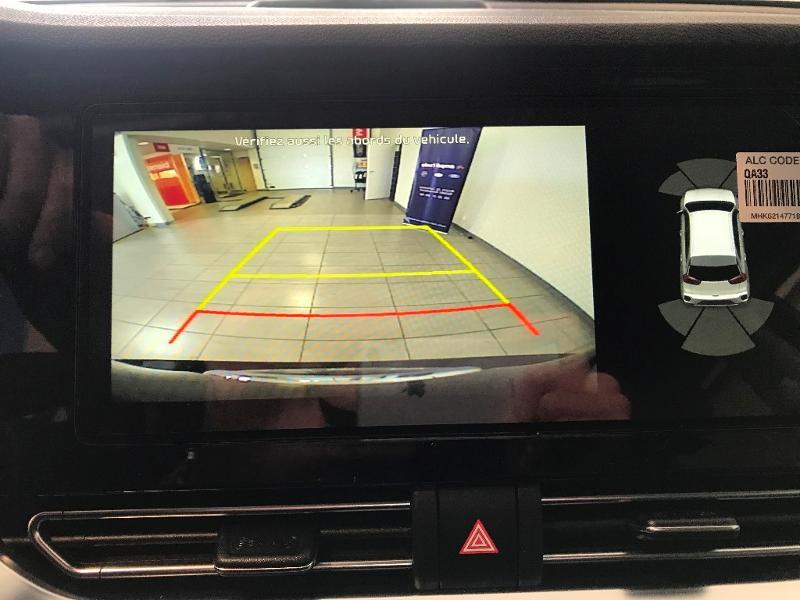 Kia e-Niro Design 204ch Gris occasion à Chaumont - photo n°8