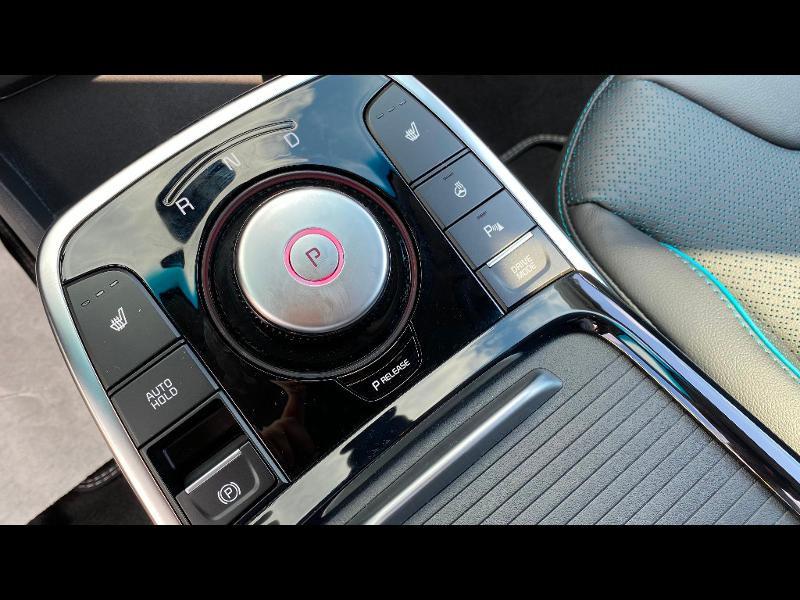 Kia e-Niro e-Premium 204ch Gris occasion à Garges-lès-Gonesse - photo n°11