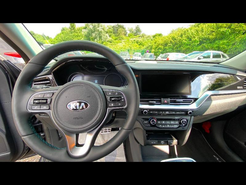 Kia e-Niro e-Premium 204ch Gris occasion à Garges-lès-Gonesse - photo n°10