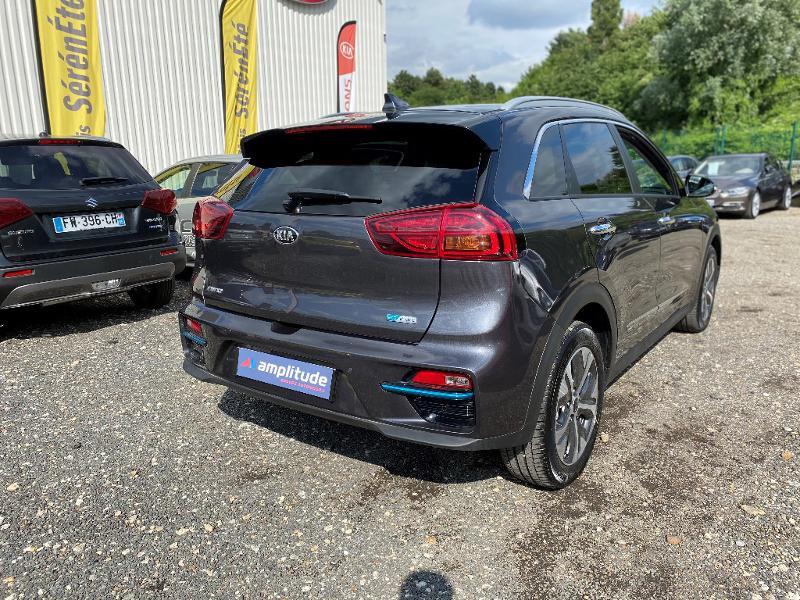 Kia e-Niro e-Premium 204ch Gris occasion à Garges-lès-Gonesse - photo n°16