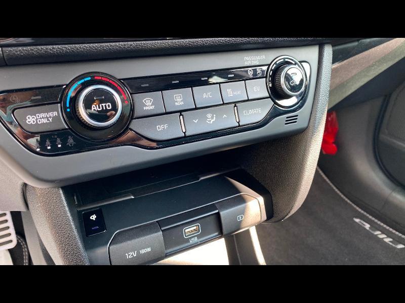 Kia e-Niro e-Premium 204ch Gris occasion à Garges-lès-Gonesse - photo n°12