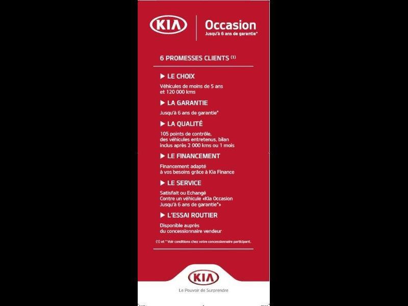 Kia e-Niro e-Premium 204ch Blanc occasion à Saint-Maximin - photo n°11