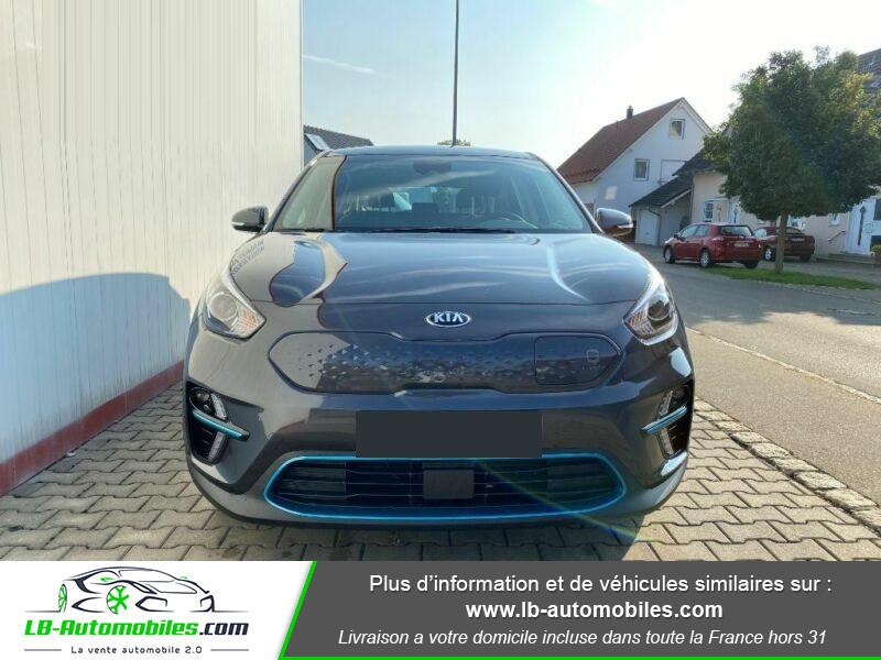 Kia e-Niro Electrique 204 ch Gris occasion à Beaupuy - photo n°6