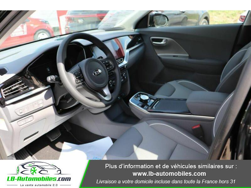 Kia e-Niro Electrique 204 ch Noir occasion à Beaupuy - photo n°3