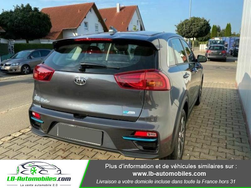 Kia e-Niro Electrique 204 ch Gris occasion à Beaupuy - photo n°3