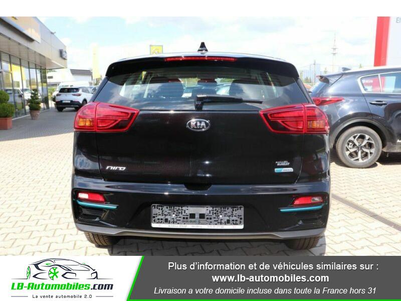 Kia e-Niro Electrique 204 ch Noir occasion à Beaupuy - photo n°11