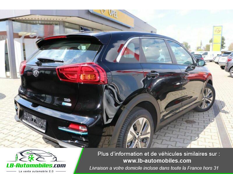 Kia e-Niro Electrique 204 ch Noir occasion à Beaupuy - photo n°2