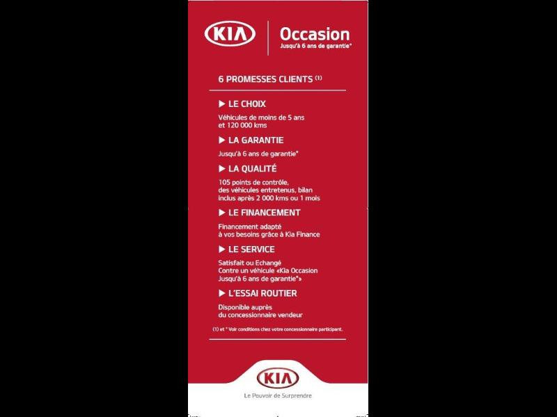 Kia e-Soul Premium 204ch Gris occasion à Saint-Maximin - photo n°4