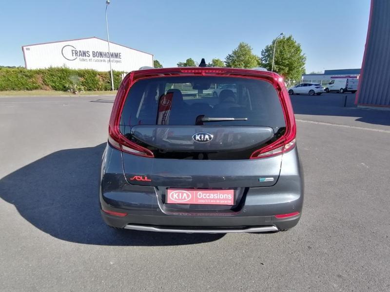 Kia e-Soul Premium 204ch Gris occasion à Saint-Maximin - photo n°9