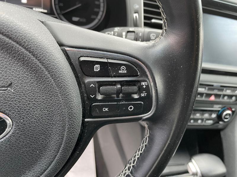 Kia Niro 1.6 GDi 105ch ISG + électrique 43.5ch Active DCT6 Blanc occasion à Barberey-Saint-Sulpice - photo n°9