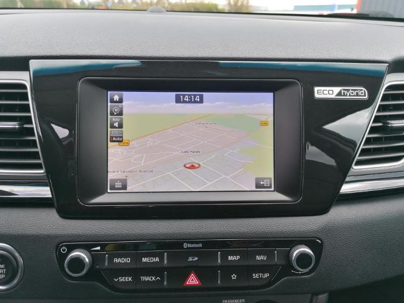 Kia Niro 1.6 GDi 105ch ISG + électrique 43.5ch Design DCT6 Euro6d-T Gris occasion à Saint-Maximin - photo n°15