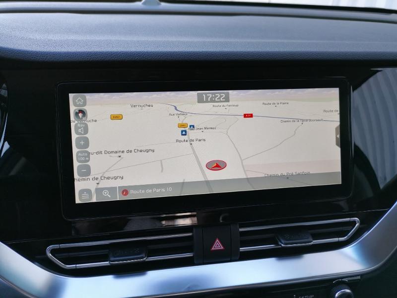 Kia Niro 1.6 GDi 105ch ISG + électrique 43.5ch Design DCT6  occasion à Varennes-Vauzelles - photo n°12