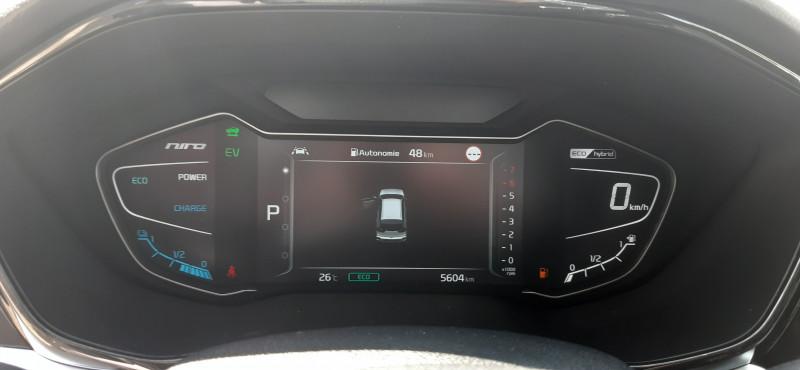 Kia Niro 1.6 GDi 105ch ISG + électrique 43.5ch Premium DCT6 Gris occasion à Toulenne - photo n°4