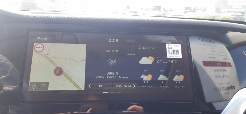 Kia Niro 1.6 GDi 105ch ISG + électrique 43.5ch Premium DCT6 Gris occasion à Toulenne - photo n°3