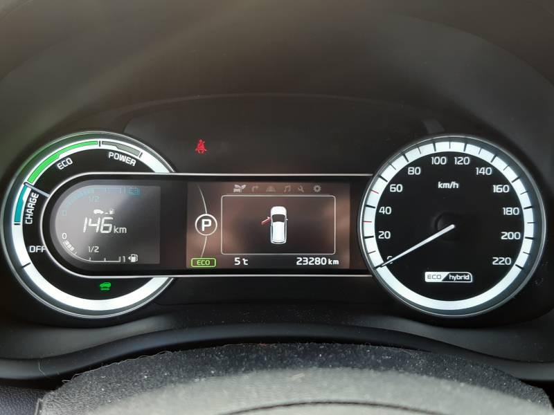 Kia Niro Hybrid 1.6 GDi 105 ch + Electrique 43.5 DCT6 Active Gris occasion à Villenave-d'Ornon - photo n°20